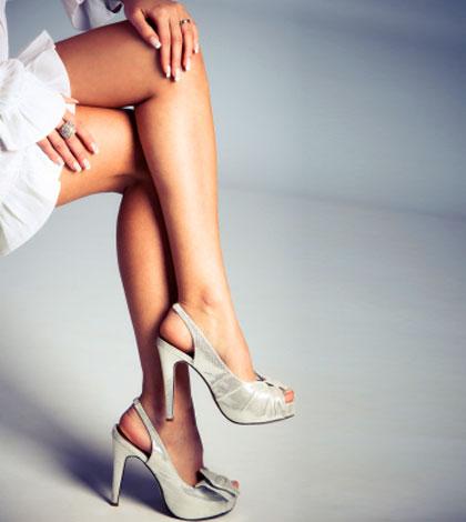 Übungen für schlanke Beine